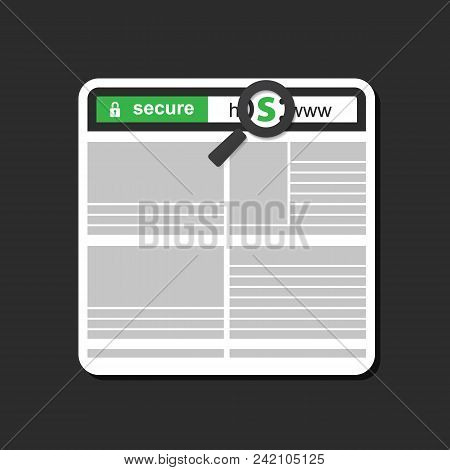 Https Protocol - Safe And Secure Web Browsing