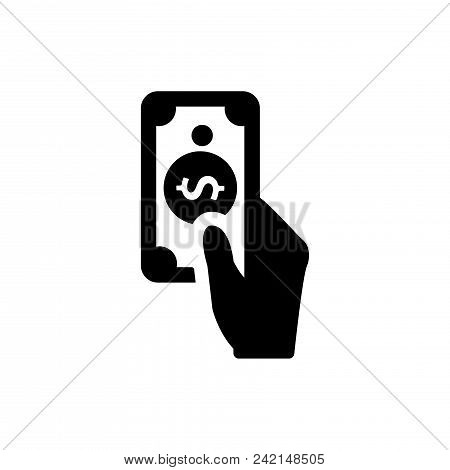 Payment Method Vector Icon Flat Style Illustration For Web, Mobile, Logo, Application And Graphic De