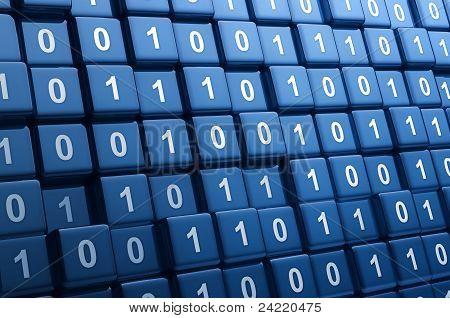 Binary Cubes