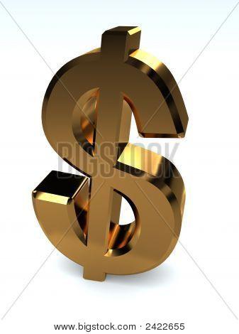Symbol Of Dollar
