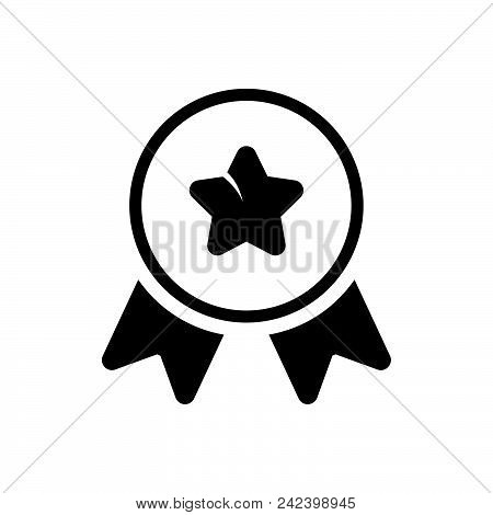 First Place Vector Icon On White Background. First Place Modern Icon For Graphic And Web Design. Fir