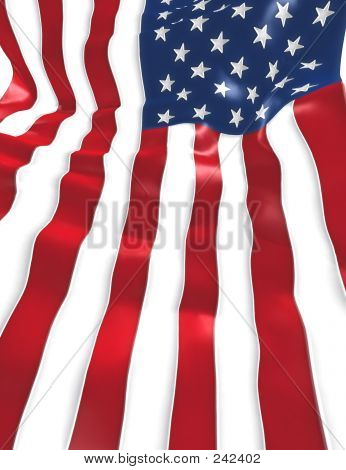 U.s. Flag Background 03