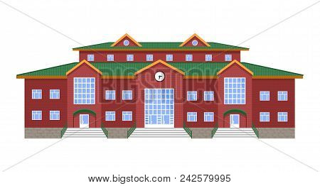 Public Building, Educational Institution (library, School, College, Institute, Academy, University,