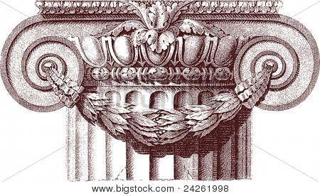 classic column
