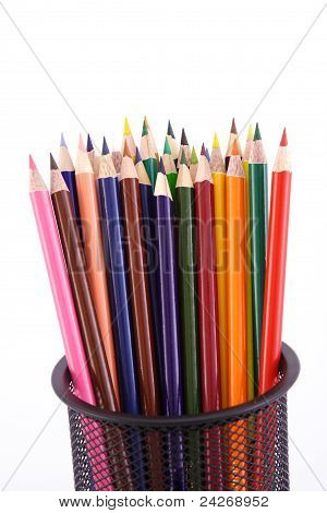 Pencils can