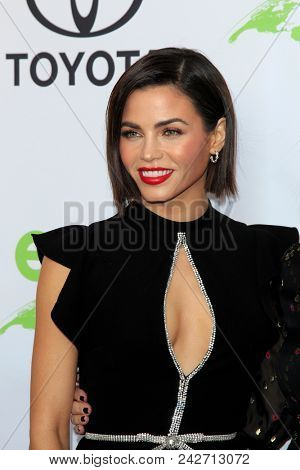 LOS ANGELES - MAY 22:  Jenna Dewan at the 28th Annual Environmental Media Awards at the Montage Beverly Hills on May 22, 2018 in Beverly Hills, CA