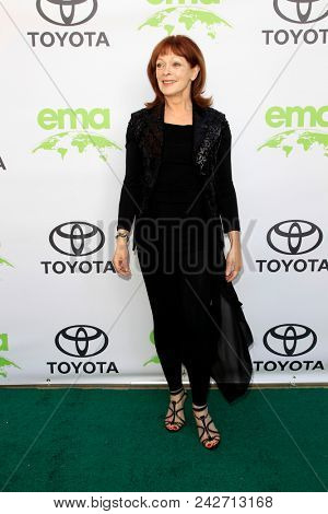LOS ANGELES - MAY 22:  Frances Fisher at the 28th Annual Environmental Media Awards at the Montage Beverly Hills on May 22, 2018 in Beverly Hills, CA