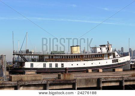 Historic River Boat