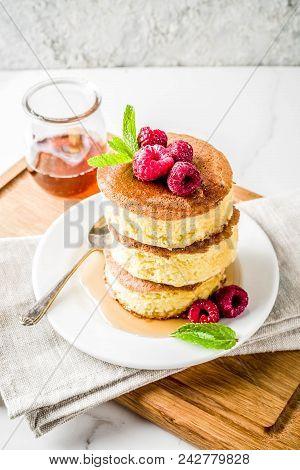Fluffy Japan Pancakes