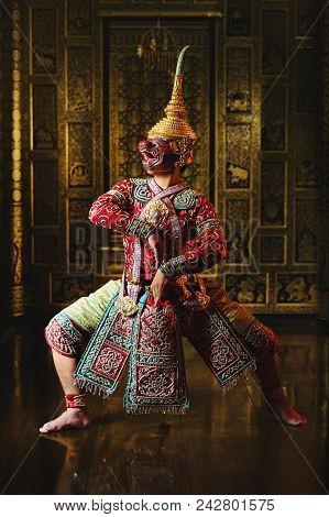 Pantomime (khon)