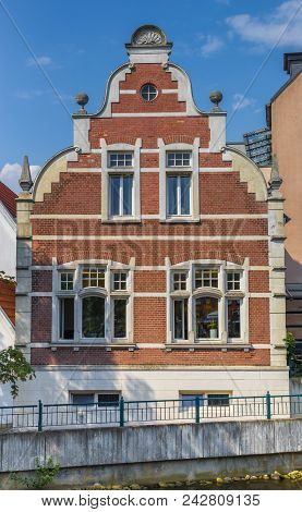 Historic House In The Center Of Nordhorn, Germany