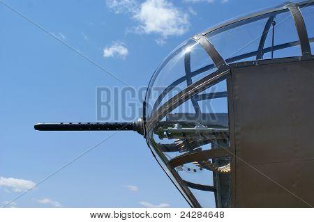 Bomber Machine Gun