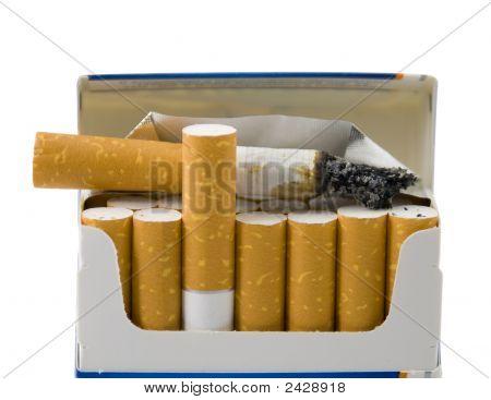 Smoking Is A Bad Habit!
