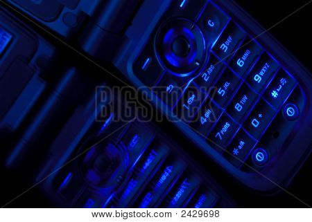 Cell Phone Closeup