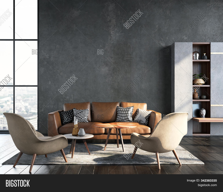 Living Room Interior Image Photo Free Trial Bigstock