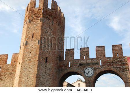 Montagnana  City Walls