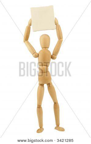Wooden Figurine