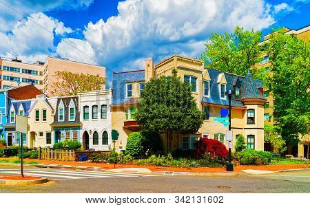 Foggy Bottom Historical Neighborhood Washington Dc Reflex