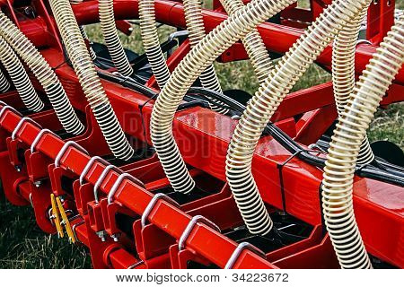Agricultural Equipment.