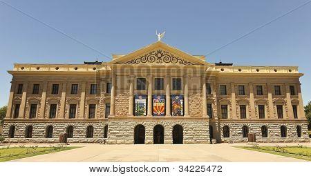 Arizona State Capitol Building en Phoenix, Arizona