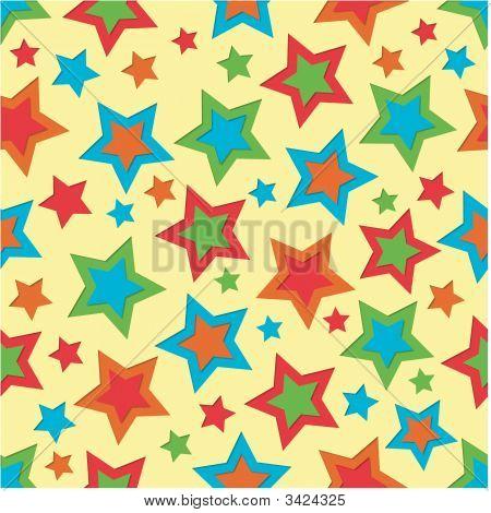 Bright Stars Background