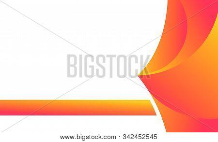 Orange Background Of Gradient Smooth Background Texture On Elegant Rich Luxury Background Web Templa
