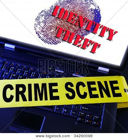 Identitätsdiebstahl
