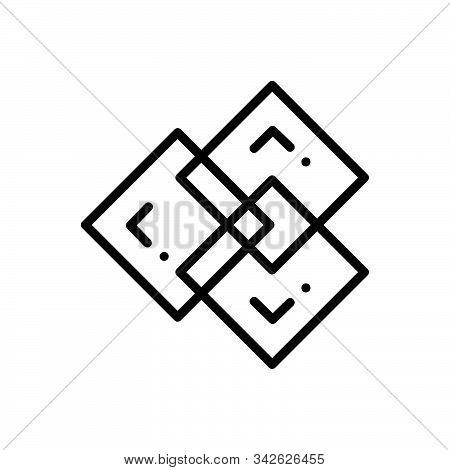 Black Line Icon For Ameritrade Logo Stocks Trading