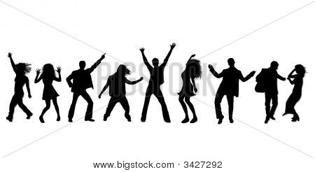 Dance Black