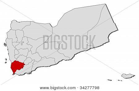 Erőforrásadatok megjelenítése Jemen, Taizz