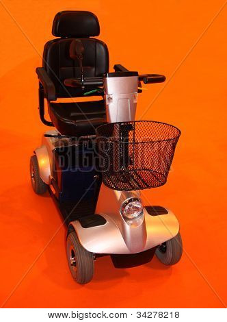Disability Scooter.