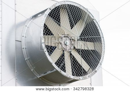 Ventilation Fan Using In Grain Dryer, Detail Of Agriculture Machinery, Technology And Engineering Co
