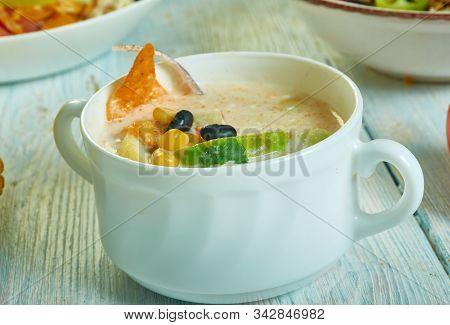 Creamy Southwest Corn Chowder