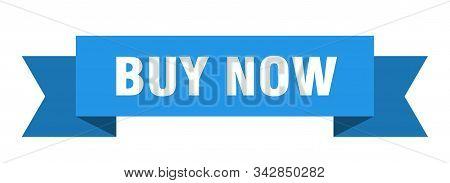 Buy Now Ribbon. Buy Now Isolated Sign. Buy Now Banner