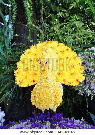 6Th Siam Paragon Bangkok Royal Orchid Paradise 2012
