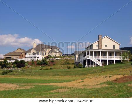 Grand Mountainside Homes