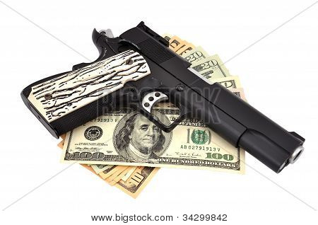 Gun And Dollars