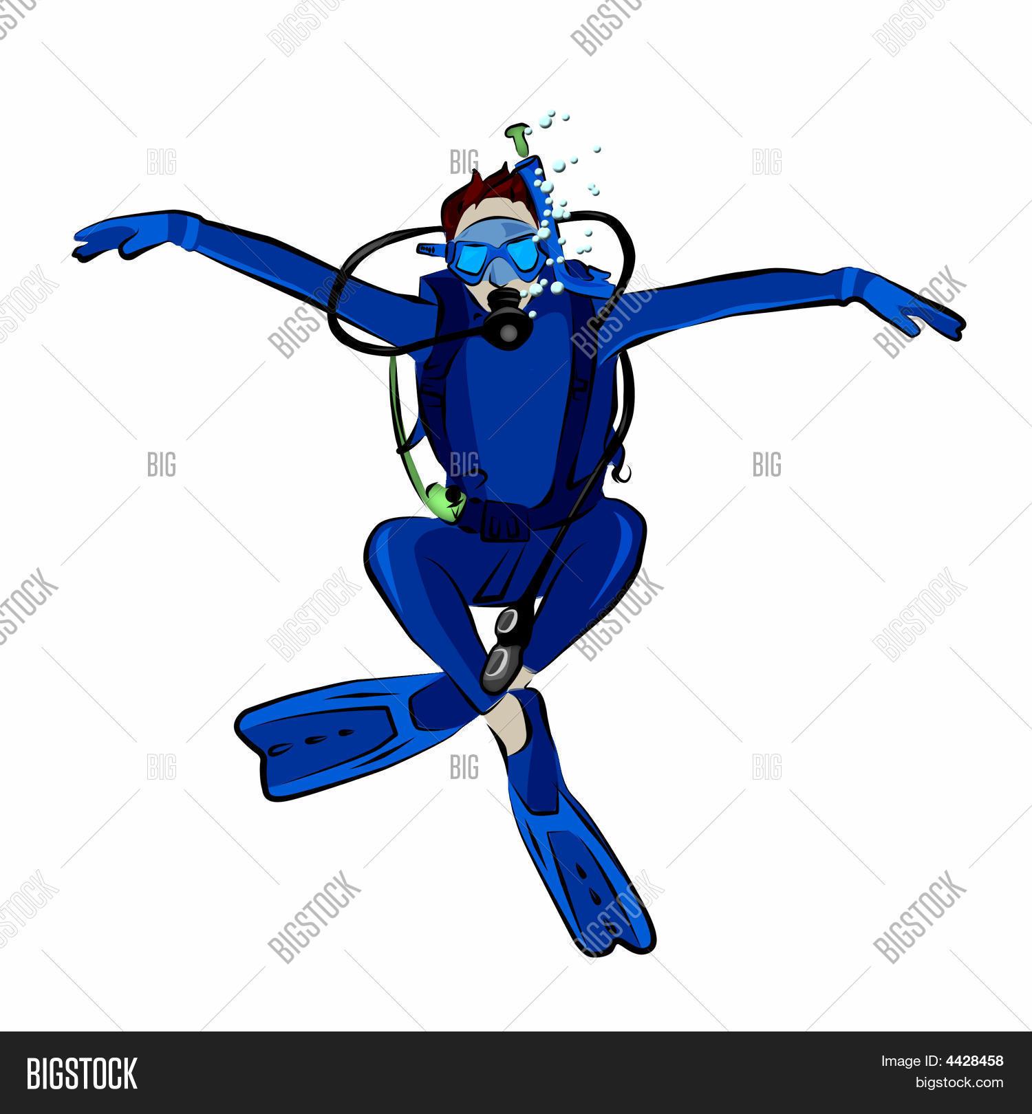 Scuba Diver Image & Photo (Free Trial) | Bigstock