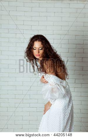 Fashionable Shot Of A Girl