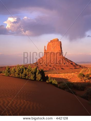 East Monument Butte