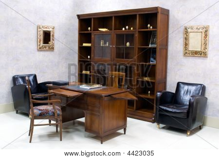 Suite Of Premium Office Furniture