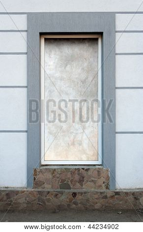 Door Frame With Steps