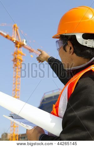 Builder Inspector Under Construction