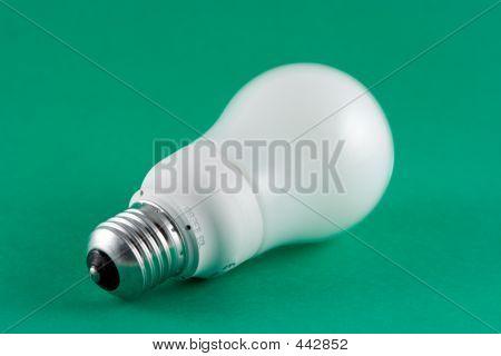 Green Energy Lightbulb