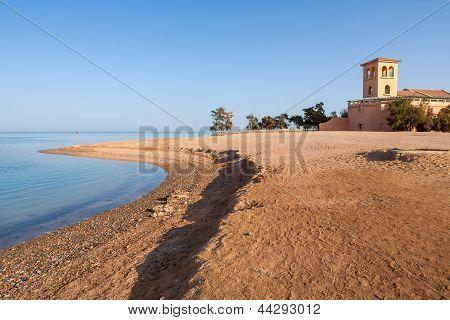 Costa del mar rojo. Egipto