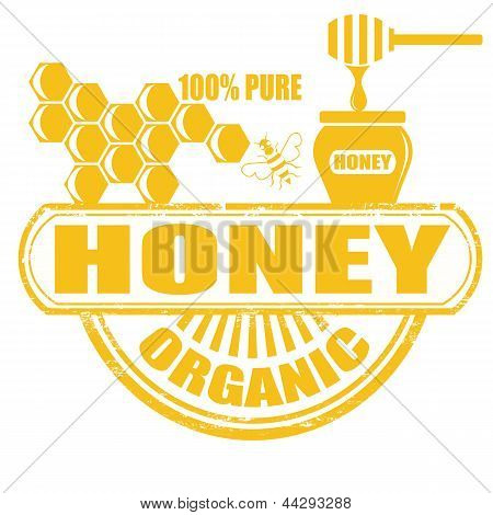 Honey Stamp