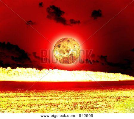Heated Solar