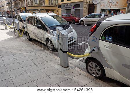 Nice - Electric Cars