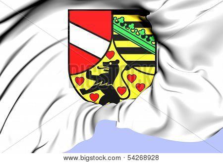 Saale-holzland-kreis Coat Of Arms