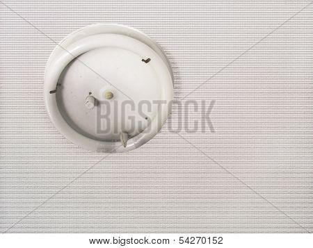 Circular Lamp Retro Surreal.